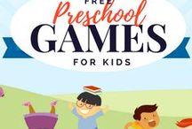 Secular Homeschool: Preschool / Homeschooling preschool? A collection of resources to help.