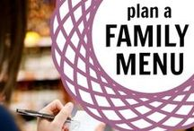 FOOD: Menu Planning / by Kristina Smith