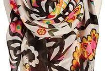 Scarves / I love scarves