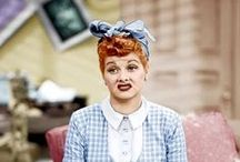 I Love Lucy / ...I mean who doesn't? / by Ginni Sterling