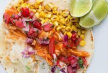 FOOD: Tacos, Tostadas and Salsa / tacos, tostadas and salsa ole´