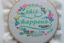 Machine Embroidery Ideas