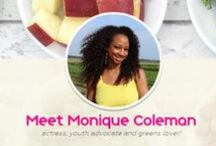 Eat Mo Greens w/Monique Coleman