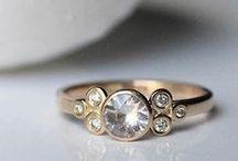 stone jewelry. / jewelry pieces showcasing beautiful stones & stonework.