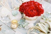 Holiday floral ideas / by Floret Cadet