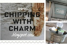 chippingwithcharm.blogspot.com / by Laurel Putman @Chipping with Charm