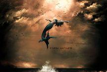 Mermaids / by Cathy Mutis