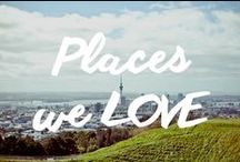 Places We Love