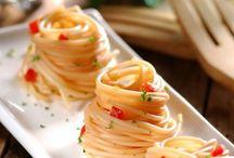 Food • Pasta / #pasta #food #italian #recipes