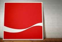 Coke Cola • The Real Thing / #cola #coca #realthing #drink