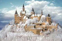 Castle, Church, Palace, Temple / by Deni Rosenberry