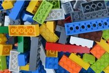Lego Birthday! / Lego birthday party recipes, activities, and ideas.  / by Becca Ludlum