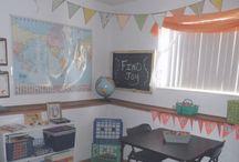 {Homeschool my loves} / by Faye Vetter