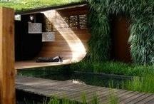 Moderne haver og uterom