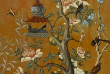 Interiors~ Chinoiserie / by Benita Kerr Brown