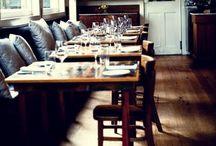 Bar and restaurants