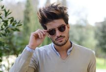 Hot guys make good girls go crazy. / by Nina Adelina