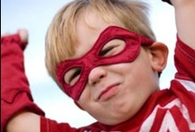 Superhero Party / Party planning