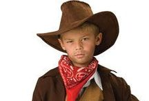 Cowboys and Indians / Wild West costumes - cowboys and Indians come to play in the Wild West!