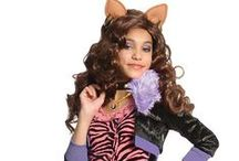 Girls Halloween Costumes / Girls want 2+ costumes at any time - princess, monster, Native American - you name it, girls want to dress as it! Let girls have fun in Halloween costumes and play dresses!