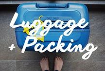 Packing Tips & Luggage