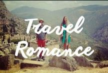 Romance on the Road / romantic destinations, date ideas, couple travel