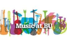 BU Music / BU Music offers a wide range of musical opportunities to students, staff and members of the local community and we cater for all levels of ability and musical interests.