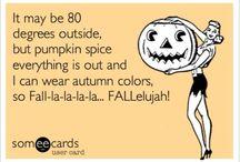 Autumn is my jam.