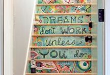 Stairs / I want painted stairs....