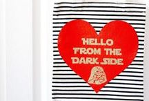 Valentine's Day / Love is in the air! From clothes, to gifts this board is filled with Silhouette inspiration for you, your kids and your sweetie!
