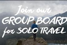 ***Solo Traveletting*** / Are you a solo traveler? Pin your favourite articles for inspiration & tips here on our group board for solo traveletting.TRAVEL-related PHOTOS ONLY! NO SPAM, NO SHAMELESS SELF PROMOTION (you can pin from your own blog, but keep it relevant and balanced!) Portrait format only!  To join find the 'join our group board' pin & comment on it! https://de.pinterest.com/pin/222576406563182776/