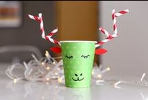 Just Holiday Crafts for Kids / Halloween, Christmas, and other holiday crafts to do with your children.