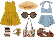 Put together / outfit collages / by Linda Itzel
