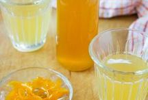 February- Yellow recipes / En février Cookingout cuisine en jaune pour donner de la lumière dans les assiettes