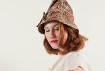 Vintage hat: Amy NY / by Mary Robak