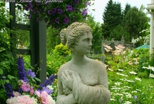 Sculpture and Statuary / by Kathy Thomas