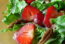 Salads / by Musing Mainiac