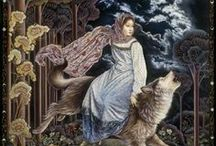 Wolves / Wild, loyal, fierce and true  / by Sacred Fox