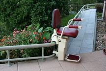 Stairlifts / Gallery of stairlifts compiled by Dolphin Mobility.