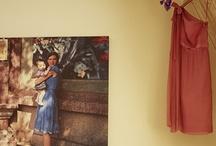 Bedroom decor/I wish! / by Bernadette O'Brien