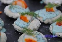August Blue food