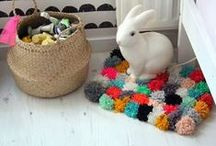 rugs and knitting for mum / by Amie Boswell