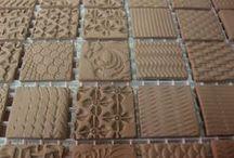 Technique pottery and ceramics
