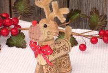 Christmas crafts / by Musing Mainiac