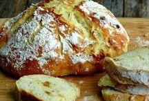 Bread / by Musing Mainiac