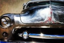 Chrome, Gas, Rust, Wax & Rubber / by Brian John