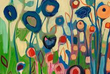 Art: fleurs