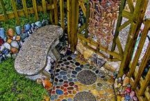 DIYhome: Outdoors & Landscaping / by Denise Petrey/ Sacred Fox