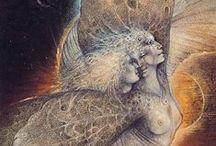 ART: Sacred / by Sacred Fox