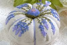 Embroidery & Linen / Sewing stuff / by Laurabelle Smith